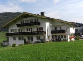Gästehaus Boersch, hotel in Riezlern