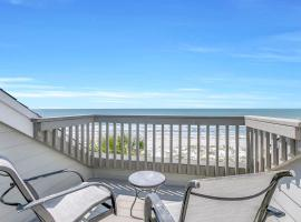 19930 Gulf Blvd Townhouse Unit 4A, vacation rental in Clearwater Beach