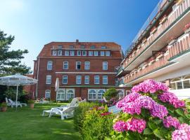 Nordseehotel Freese, Hotel in Juist