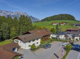 Hotel Neuhäusl Superior, Königssee-vatnið, Berchtesgaden, hótel í nágrenninu