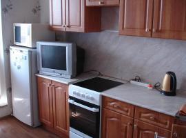 Apartment on Tsentralnaya 71, k2, hotel in Shchelkovo