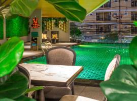 SN Connx, hotelli Pattaya Centralissa