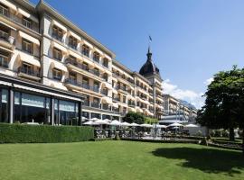 ヴィクトリア ユングフラウ グランド ホテル & スパ、インターラーケンのホテル