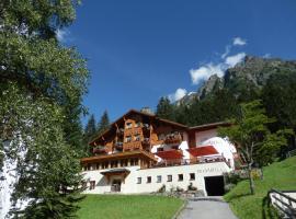 Hotel Bradabella - Montafon, hotel in Gargellen