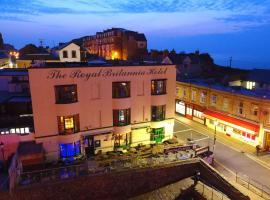 Royal Britannia Hotel, hotel in Ilfracombe