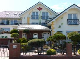 Willa IKA, family hotel in Władysławowo