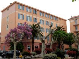 Hotel de La Paix, hotel in Corte