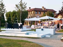Tenuta La Cascinetta, hotel in Buriasco
