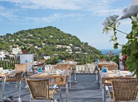 Hotel La Tosca, hotel en Capri