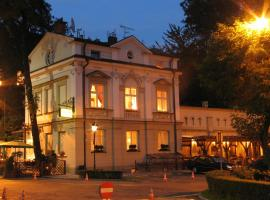 Dom Pugetów, hotel boutique a Cracovia