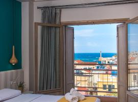 Elia Bettolo Hotel, hotel in Chania Town