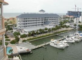OCEANVIEW 2BE 2BA LARGE DREAM CONDO CLEARWATER BEACH, apartment in Clearwater Beach