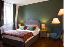 La bohème - Chambres d'hôtes, bed and breakfast en Senlis