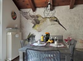 La Casa del Colibrì, apartment in Lecco