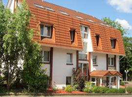 Arador-City Hotel, hotel in Bad Oeynhausen