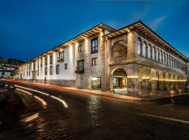 JW Marriott El Convento Cusco, hotel in Cusco