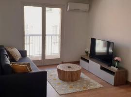 Le Christina T2 climatisé avec parking et Wifi, apartment in Sainte-Maxime