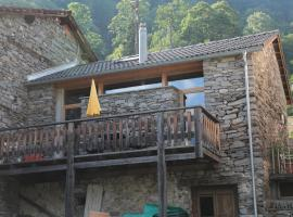 Rustico, Hotel in der Nähe von: Arvigo-Braggio, Verdabbio
