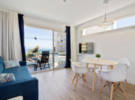Carihuela Suites, appartement in Torremolinos