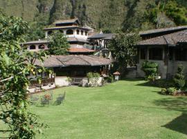 Samari Spa Resort, resort in Baños