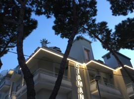 Hotel Diamante, отель в Каттолике