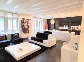 Fontaine, apartment in Geneva