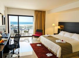 Hotel Balandra, hotel in Manta