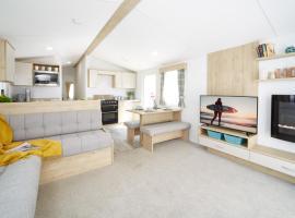 Brand new mobile home, resort village in Port Seton