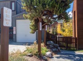 Alpine 303 Condo, apartment in Breckenridge
