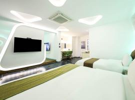 Dubai Hotel, hotel in Cheongju