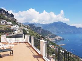 Amalfi Hills, hotel with pools in Amalfi