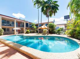 Tropical Queenslander, motel in Cairns