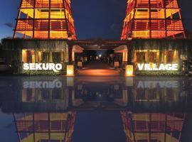 Sekuro Village Beach Resort, hotel in Jepara