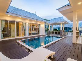 Marwin Pool Villa 9 ค็อทเทจในหัวหิน