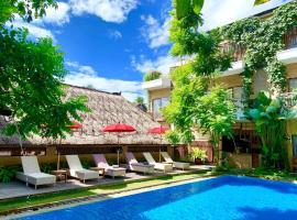Hotel Puriartha Ubud, hotel in Ubud