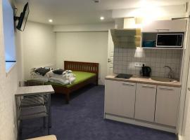Liivalaia 40 cozy kitchen studio, hotel in Tallinn