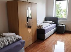 Apartment Flehe, apartment in Düsseldorf
