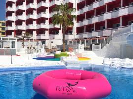 Hotel Ritual Maspalomas - Adults Only, hotel in Playa del Inglés
