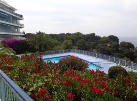Regard sur Monaco, apartment in Roquebrune-Cap-Martin