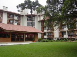 Flat na Pousada do Serrano, serviced apartment in Gramado