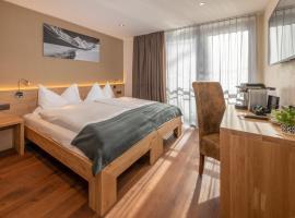 Hotel Heimatlodge, hotel in Sankt Niklaus