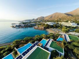 Elounda Bay Palace, a Member of the Leading Hotels of the World, hotel in Elounda