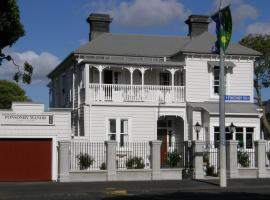 Ponsonby Manor Guest House, B&B in Auckland