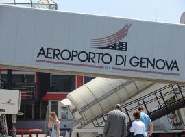 Albergo Massena, hotel near Genoa Cristoforo Colombo Airport - GOA, Genoa