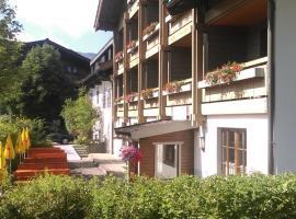 Almerwirt, hotel in Maria Alm am Steinernen Meer