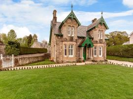 Inveresk House, vakantiehuis in Pitlochry