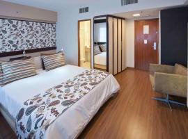 Flat Bela Vista Padrão 4 Estrelas, Rua Maestro Cardim, serviced apartment in Sao Paulo