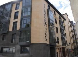 Sirimiri, hotel cerca de Catedral de Santiago, Bilbao
