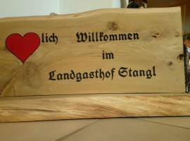 Landgasthof Stangl, Hotel in der Nähe von: Therme Erding, Moosinning
