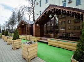 City House-Hotel, hotel in Smolensk